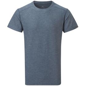 Sherpa Rinchen - Camiseta manga corta Hombre - azul